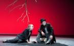 Le Godot de Noyelle et Coutris... Fusion burlesque de l'élégance du désespoir et de la poétique de la cruauté