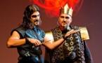 """""""Hamlet"""" en version musicale et en italien envoûte la scène de l'Espace Cardin"""