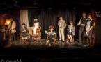 """Avignon Off 2014 : """"Île et Châtiments"""", une pièce policière adaptée de """"Dix Petits Nègres"""" d'Agatha Christie"""