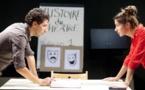 """Avignon Off 2014 : """"L'Histoire du Théâtre en deux leçons""""... Ou il était une fois l'histoire du théâtre..."""