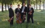 Un Quatuor Modigliani captivant à La Folle Journée de Nantes