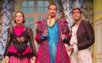 """""""Le Mariage de Figaro"""" par les Nomadesques... Le choix du burlesque pour dépeindre le grotesque des cuistres !"""