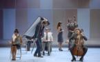 """Bach opus 2 """"D'autres le giflèrent"""" par la Compagnie Manque Pas d'Airs"""