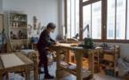Judith Kraft… une luthière américaine à Paris