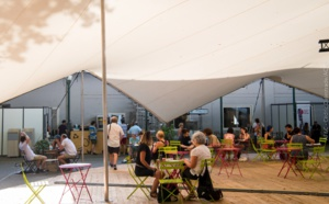 Village du Off 2017 © AF&C - Cédric Delestrade/AMC.