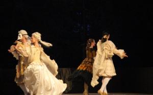 Grand Bal, Cie de Danse l'Éventail - Folie Françoise © Festival de Sablé.
