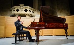 Edoardo Torbianelli, Piano Pleyel 1842 © DR.