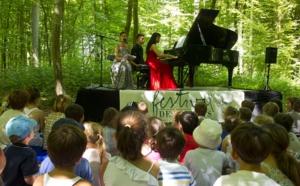 Concert dans la forêt de Laigue © DR.
