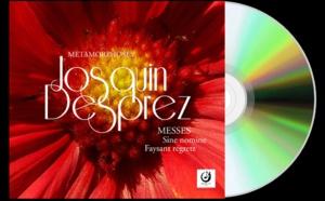 """Intégrale des Messes de Josquin, """"l'Européen"""", volume 9"""