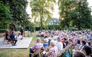 Festival de la Vézère 2020, concert de la famille Pidoux © 28mmphoto.