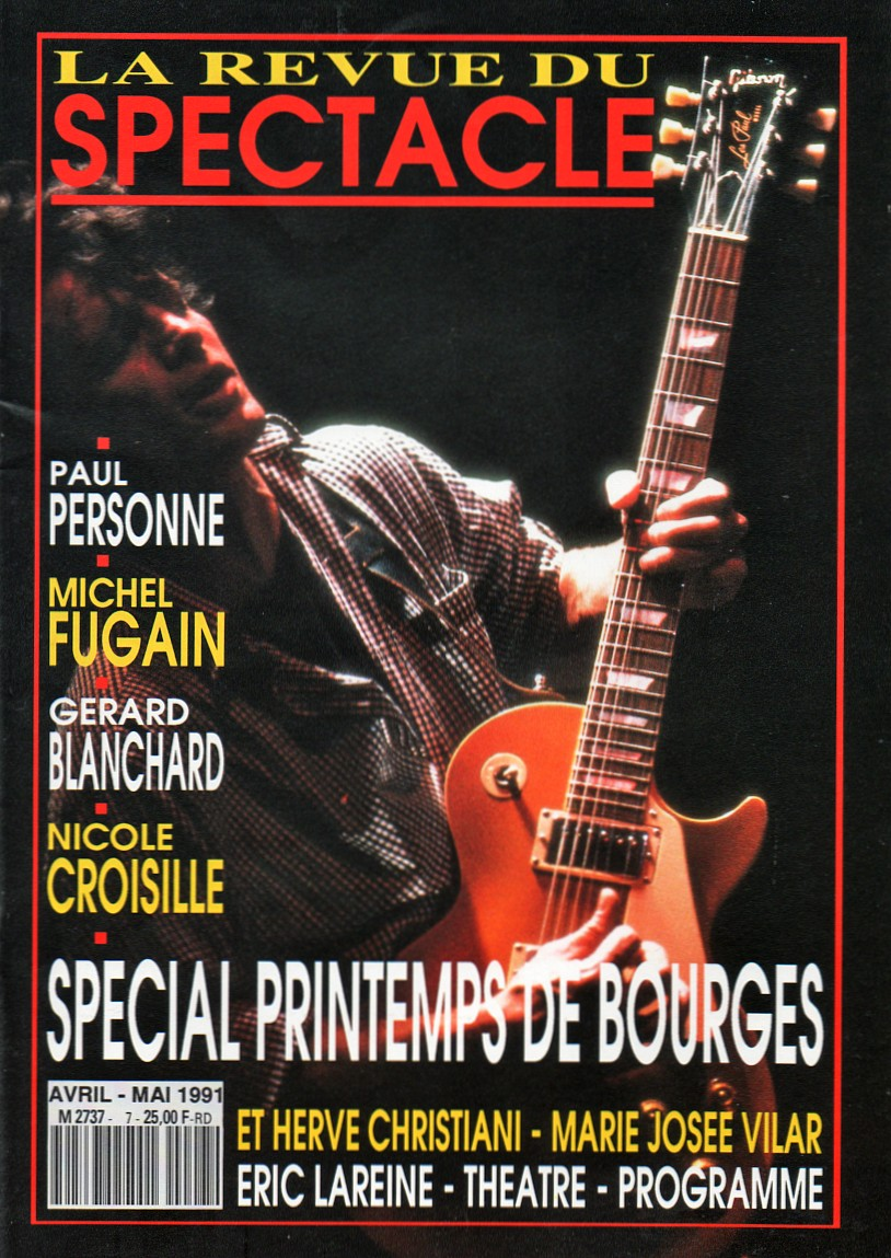 La Revue du Spectacle N° 7 - Avril Mai 1991